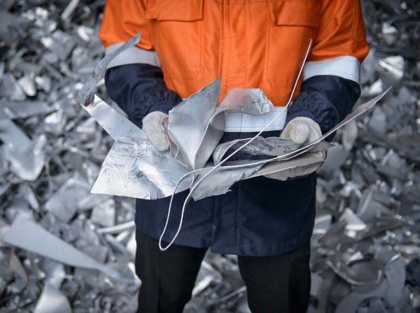 Metallschrott Ankauf